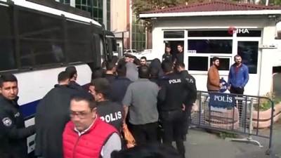 Adliyeye sevk edilen 30 emlak dolandırıcısı tutuklandı
