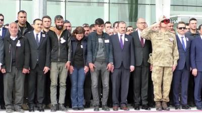 Barış Pınarı Harekatı şehidinin naaşı baba ocağı Kars'a getirildi