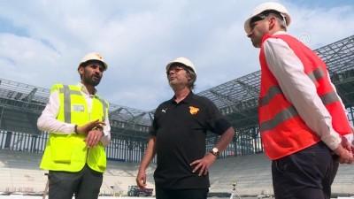Göztepe stadına kavuşuyor - İZMİR