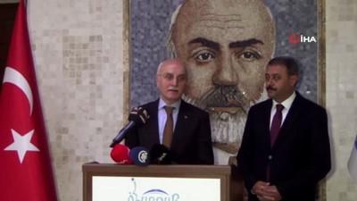 İçişleri Bakan Yardımcısı Erdil: 'Terör örgütü bugün 600 kişiye düşürüldü'