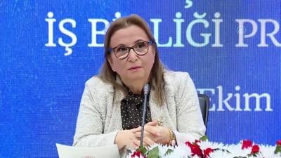 Pekcan: 'Türkiye'nin kalkınma planında üretim ve ihracata dayalı bir büyüme stratejisi izlenmektedir' - ANKARA