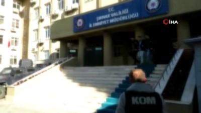 Şırnak merkezli 6 ilde FETÖ/PDY operasyonu: 7 gözaltı