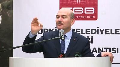 Soylu: 'Türkiye'nin ilk günden itibaren göçle ilgili bir stratejisi vardır' - ANKARA
