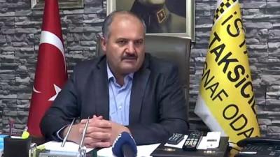 Taksicilerden Mehmetçik Vakfı'na bağış kampanyası - İSTANBUL
