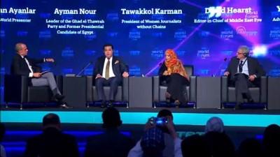 TRT World Forum 2019 - Tevekkül Karman - İSTANBUL