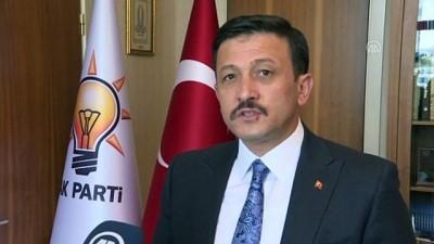 Tunç Soyer'in 'Kıbrıs' açıklamasına tepki - ANKARA
