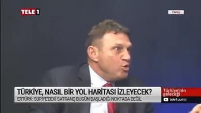 Türker Ertürk, terör örgütünün devlet kurmasını destekledi