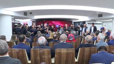 evrese - Türkiye Belediyeler Birliği Meclis Toplantısı - Fatma Şahin - ANKARA