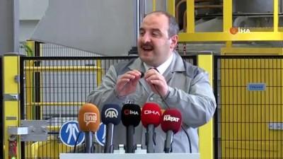 Türkiye'deki ilk alüminyum motor bloku üretildi