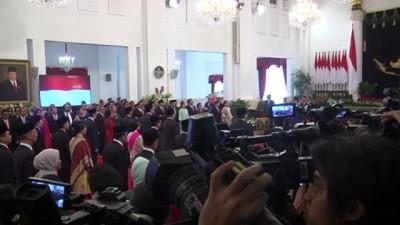 gorev suresi - Endonezya'da yeni hükümet kuruldu - CAKARTA