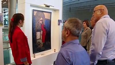 sinema filmi - Fotoğraf karesinde 'canlanan' resimler - BURSA