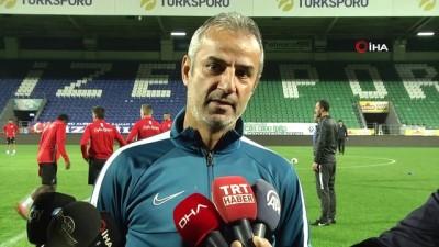 İsmail Kartal: 'Rizeliyim, Rizespor'un başarısı için elimden gelen her şeyi yapacağım'
