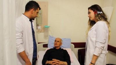 goz hastaliklari -  Şemdinli'de ilk defa gözyaşı kanal tıkanıklığı ameliyatı yapıldı