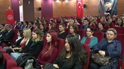 Edirne'de 'Yaşlı refahı semineri' düzenlendi