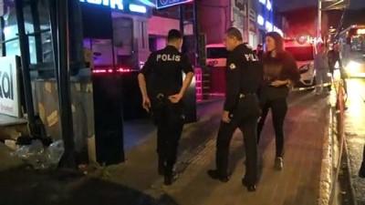 gece kulubu -  Gece kulübü sahibine silahlı saldırı
