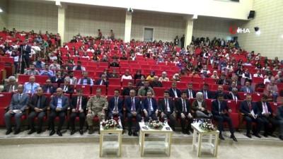 """zeytin dali -  Kilis'te """"Muhacir Edebiyatı' sempozyumu"""