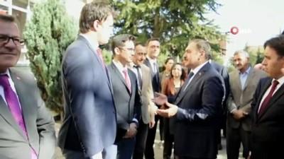 Milletvekili Eroğlu Şuhut'ta