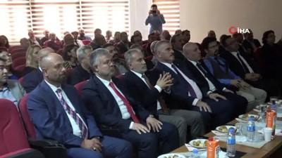 ogretim uyesi -  Rektör Karadağ'dan üniversite işbirliği vurgusu