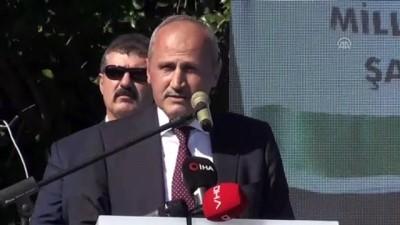 Bakan Turhan: '(Göller Ekspresi) Bu ekspres Akdeniz ile Ege arasındaki yolculukların vazgeçilmezi olacak' - ISPARTA
