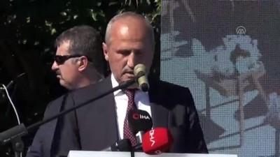 Bakan Turhan: 'Ülkemize göz dikenlere fırsat vermedik, vermeyeceğiz' - ISPARTA