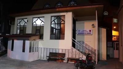 cami imami - Camiden hırsızlık güvenlik kamerasında