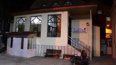 cami imami - Camiden hırsızlık güvenlik kamerasında - BURDUR