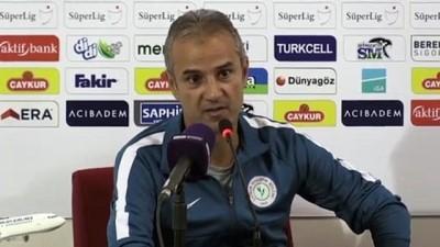 Çaykur Rizespor-MKE Ankaragücü maçının ardından - RİZE