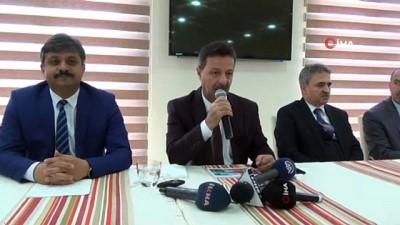 ogretim uyesi -  SÜ'de değerlendirme toplantısı düzenlendi