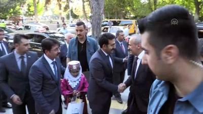 Ulaştırma ve Altyapı Bakanı Turhan, Burdur Valisi Şıldak'ı ziyaret etti - BURDUR