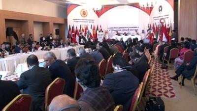 17 ülkeden temsilcilerin katıldığı Asya Parlamenter Asamblesi 1. yürütme kurulu toplantısı Rize'de yapıldı