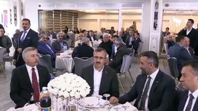 ASKON Başkanı Aydın: 'Merkez Bankasının cesur adımları devam etmeli' - KIRIKKALE