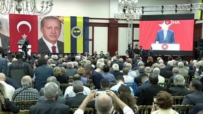 divan kurulu -  Cumhurbaşkanı Erdoğan: 'Fenerbahçe kurulduğundan beri ülkemiz sporunun lokomotifi olmuş bir kulübümüzdür. En çok sporcu yetiştiren, olimpiyatlara en çok sporcu gönderen Fenerbahçe'dir'