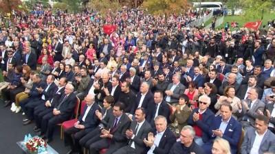 Kemerburgaz Kent Ormanı Açılış Töreni - İmamoğlu - İSTANBUL