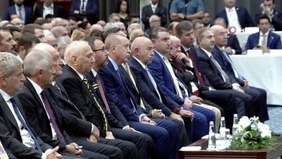 """divan kurulu - Vefa Küçük: """"Cumhurbaşkanımız kulübümüz için çok değerli"""""""