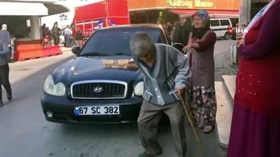25 yıldır yürüyemeyen adam akülü araba istiyor
