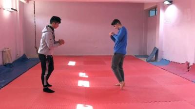 Milli judocuyu sakatlıklar durduramadı - GİRESUN