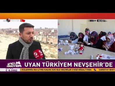 uyan turkiyem - Orta Anadolu'nun turizm merkezi Nevşehir