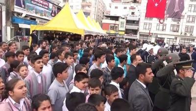 ogretim uyesi -  Atatürk'ün Kilis'e gelişinin 101. yıldönümü ve Cumhuriyet Bayramı kutlandı