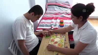 cennet - 'Engelli annesi olmayı bir lütuf olarak görüyorum' - AMASYA