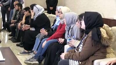 Vali Akbıyık, Kocaelili öğrencileri kabul etti - HAKKARİ