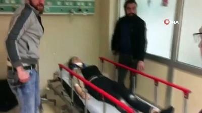 Yozgat'ta öğrencileri taşıyan otobüs devrildi: 26 yaralı