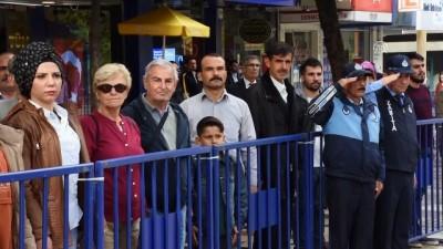 29 Ekim Cumhuriyet Bayramı kutlanıyor - KAHRAMANMARAŞ