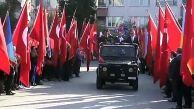 29 Ekim Cumhuriyet Bayramı kutlanıyor - KIRKLARELİ