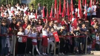 29 Ekim Cumhuriyet Bayramı kutlanıyor - MERSİN