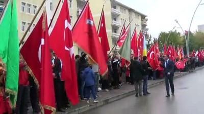 29 Ekim Cumhuriyet Bayramı kutlanıyor - MUŞ