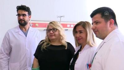Engelli kadına aynı anda üç operasyon yapıldı - ANKARA