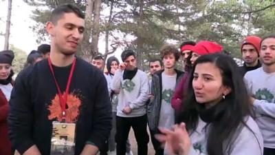 İşitme ve konuşma engelli gençlerden Mehmetçiğe destek - BİLECİK