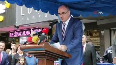 Kahramanmaraş'ta Cumhuriyet Bayramı törenlerle kutlandı