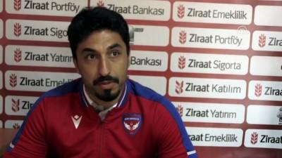 Niğde Anadolu-Antalyaspor maçının ardından - NİĞDE