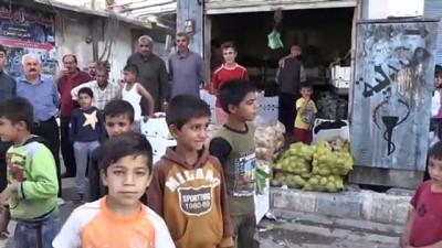 Teröristler Tel Abyad halkına hayatı zehir etmiş - TEL ABYAD